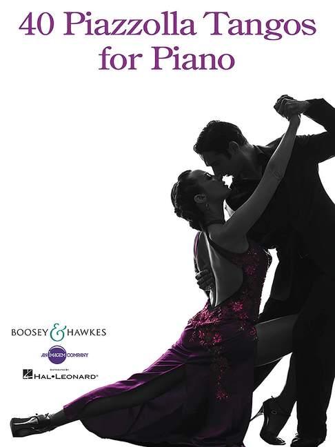 40 Piazzolla tangos image